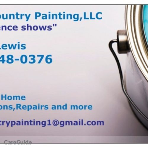 Painter Provider Justin Lewis's Profile Picture
