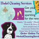Flexible Housekeeping for hire Hinkel Cleaning Order online! Same person everytime!
