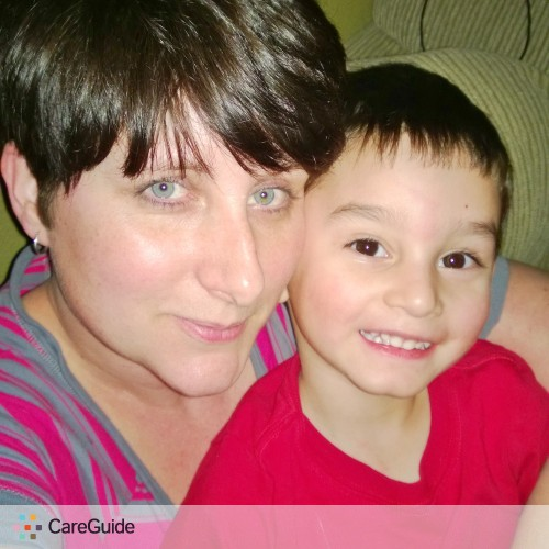 Child Care Provider Candi Castillo's Profile Picture