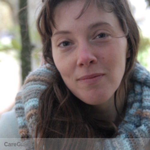 Canadian Nanny Provider Caroline Collett's Profile Picture