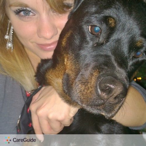 Pet Care Provider Kaitlyn Morris's Profile Picture