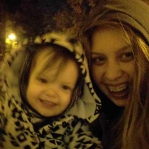 Canadian Nanny Provider Paulina F's Profile Picture