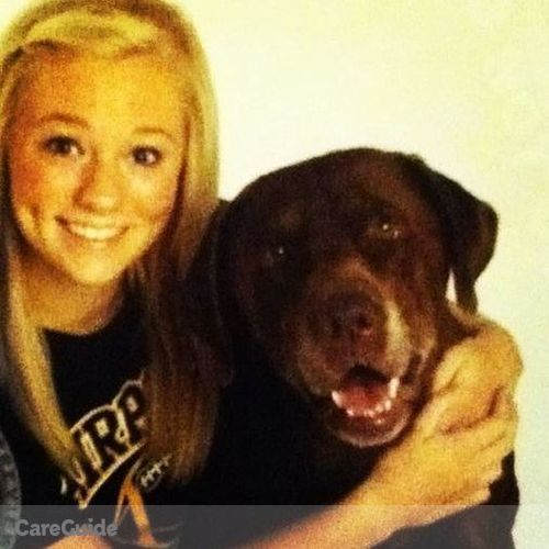 Pet Care Provider Haley Dhans's Profile Picture