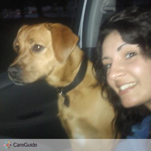 Pet Care Provider Tiffany Vanille's Profile Picture