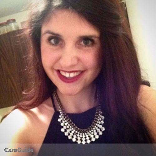 Canadian Nanny Provider Alex Scarlett's Profile Picture