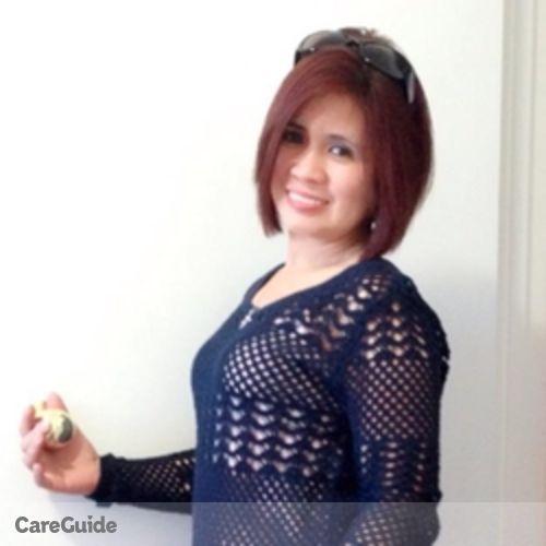 Canadian Nanny Provider Zenith Vergara's Profile Picture