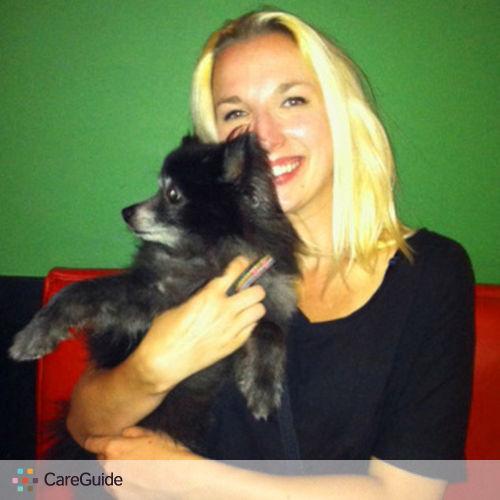 Pet Care Provider Bianca K's Profile Picture