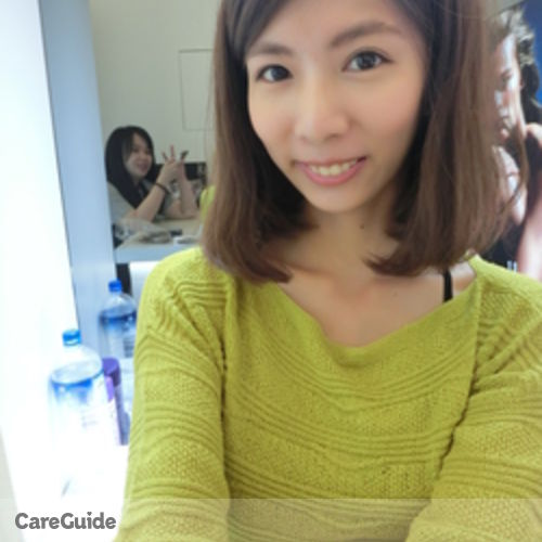 Canadian Nanny Provider Lee Ning's Profile Picture