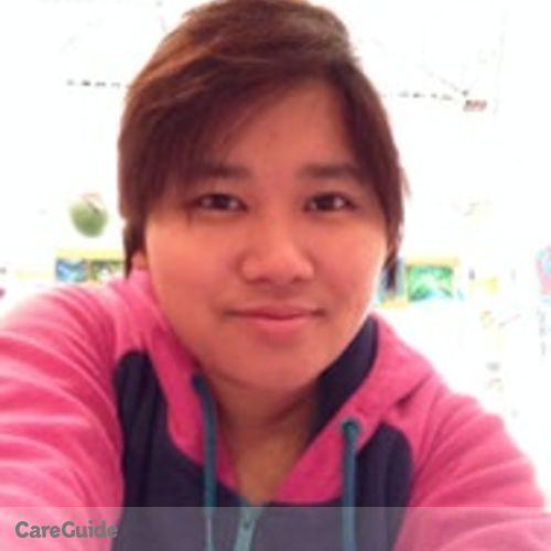 Canadian Nanny Provider Nel Maglinao's Profile Picture