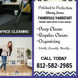 House Cleaning Company, House Sitter in Haubstadt