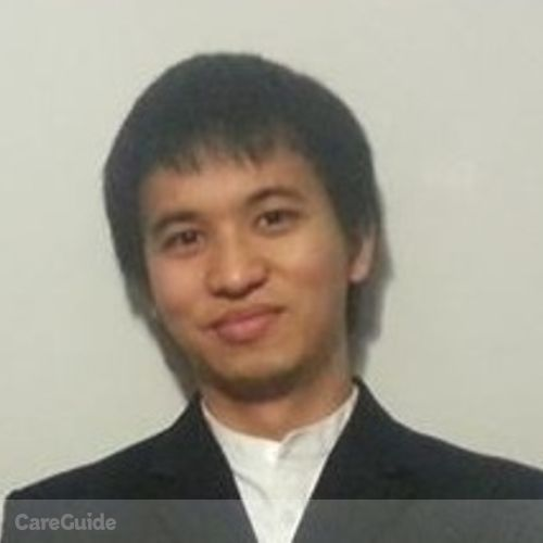 Canadian Nanny Provider Al Jun V's Profile Picture
