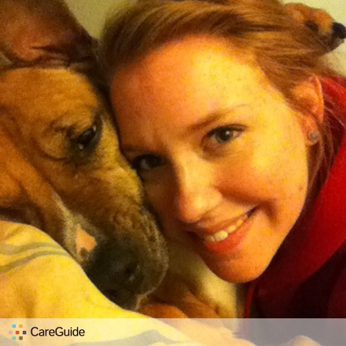 Pet Care Job Lauren Scomolla's Profile Picture
