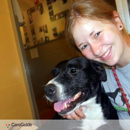 Pet Care Provider Jessica Spencer's Profile Picture
