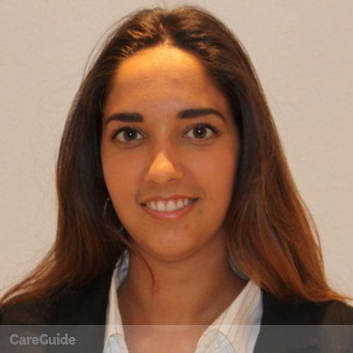 Canadian Nanny Provider Charlotte Huber's Profile Picture