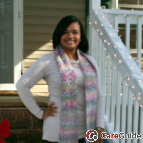 Elder Care Provider Angel W's Profile Picture