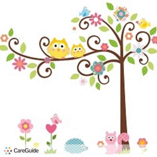 Child Care Provider Rebekka K's Profile Picture