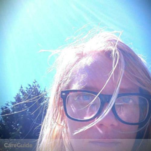 Canadian Nanny Provider Kristen Quesnelle's Profile Picture