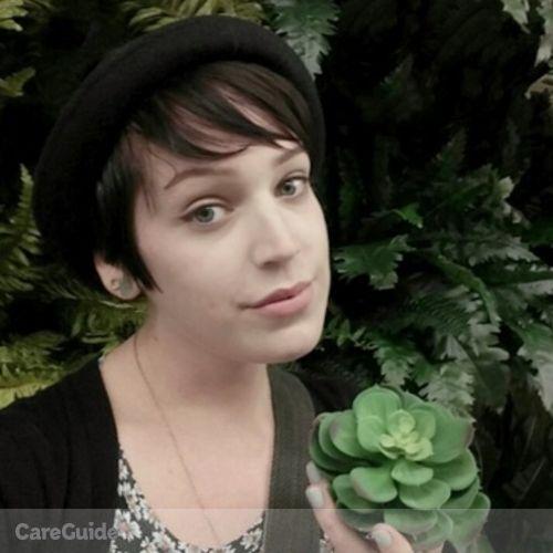 Canadian Nanny Provider Noa Charon's Profile Picture