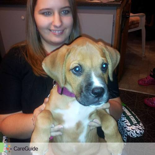 Pet Care Provider Kayla Meyer's Profile Picture