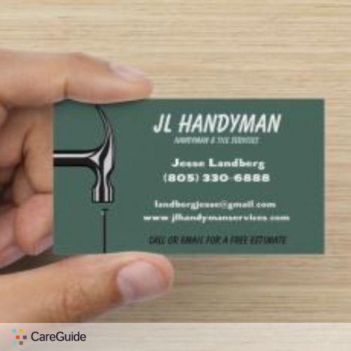 Handyman Provider Jesse L.'s Profile Picture