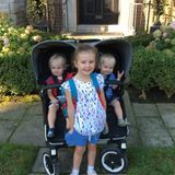 Long term nanny for adorable 2 year old twin boys and 4 year old daughter