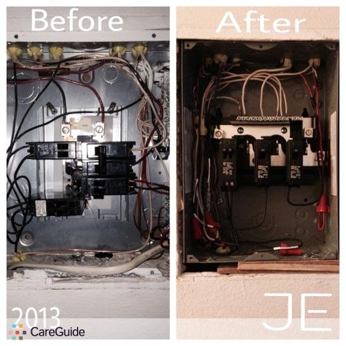 Electrician Provider Jason Ortiz's Profile Picture