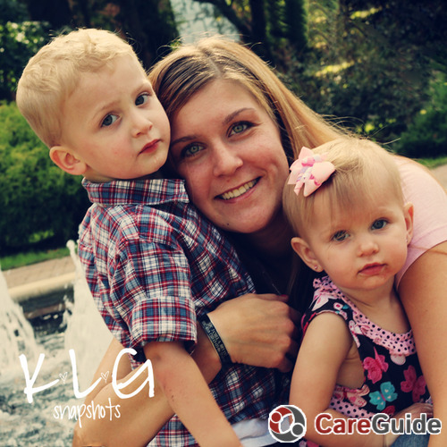Child Care Job Amber May's Profile Picture