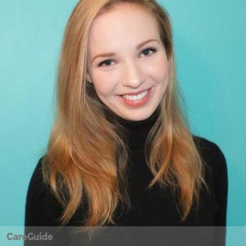 Canadian Nanny Provider Nora Lobb's Profile Picture