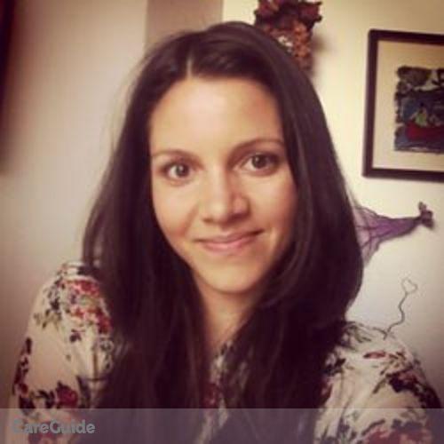 Canadian Nanny Provider Rosanna Persaud's Profile Picture