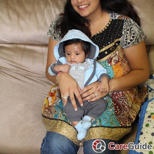 Child Care Job Rina Shah's Profile Picture