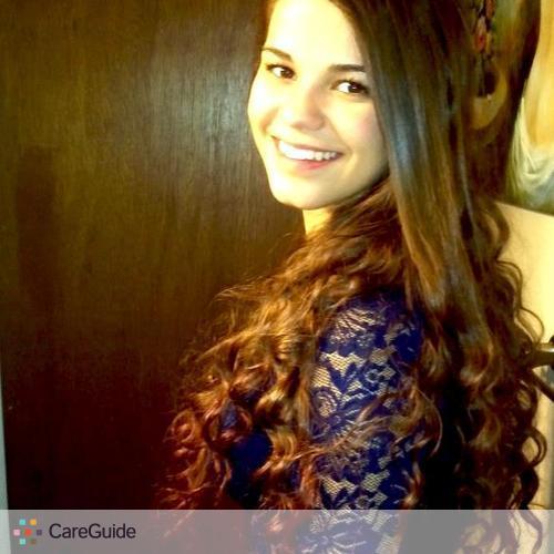 Child Care Provider Sofia Dias's Profile Picture