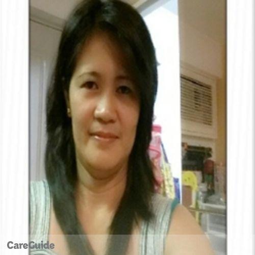 Canadian Nanny Provider Cherry Delos Reyes's Profile Picture