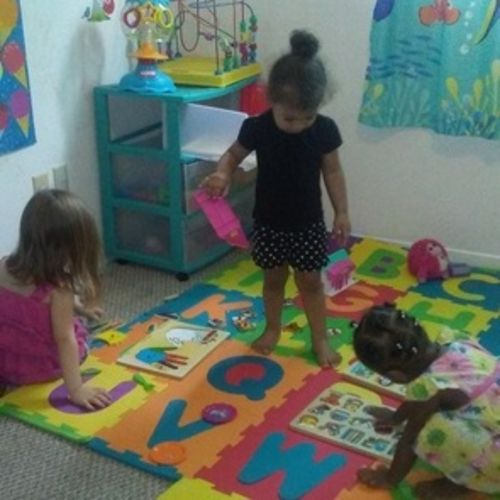 Child Care Provider Samina Shehzad Gallery Image 1