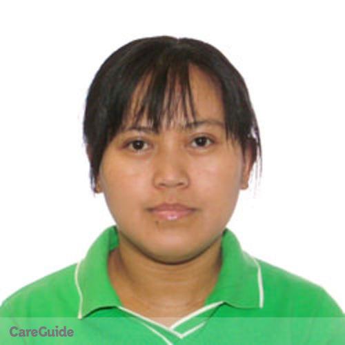 Canadian Nanny Provider Margarita Janola's Profile Picture