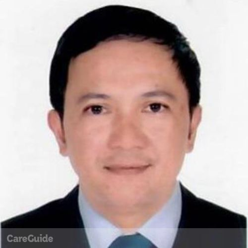 Canadian Nanny Provider Rodolfo E's Profile Picture