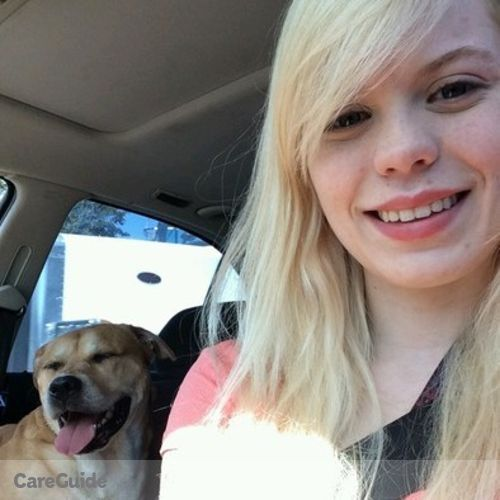 Pet Care Provider Caisie Kenkman's Profile Picture