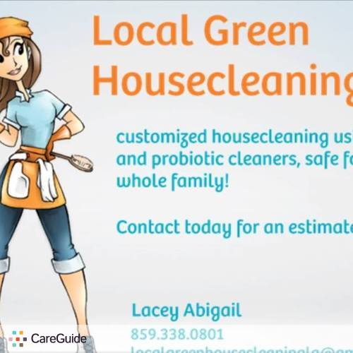 Housekeeper Provider Lacey Abigail's Profile Picture