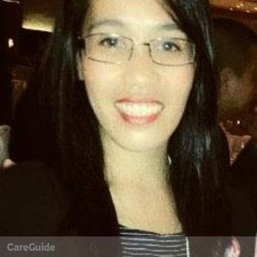 Canadian Nanny Provider Irene A's Profile Picture