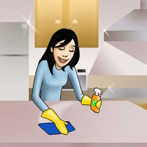 Housekeeper Provider Rebekah 's Profile Picture