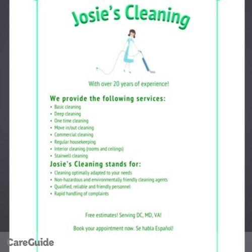 Housekeeper Provider Yanira M's Profile Picture
