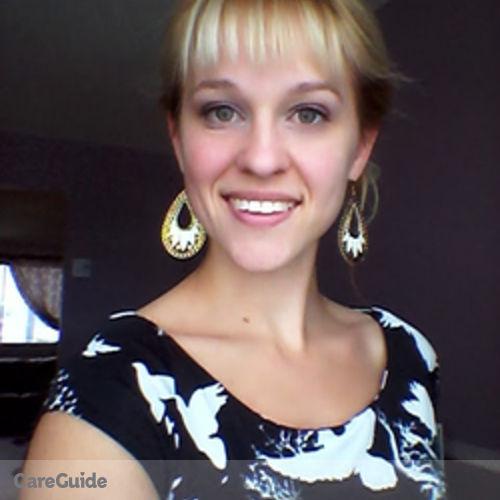 Canadian Nanny Provider Jasmine Marcil's Profile Picture