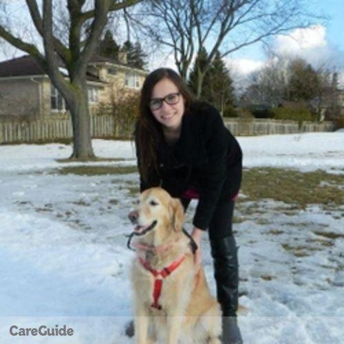 Canadian Nanny Provider Ashley W's Profile Picture