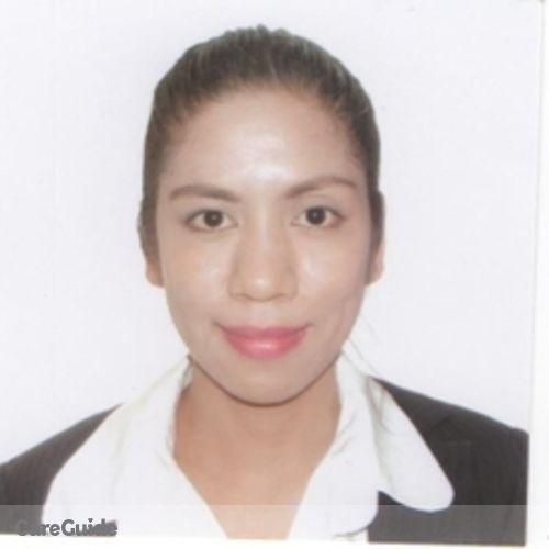 Canadian Nanny Provider Sheila Narnola's Profile Picture