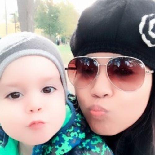 Canadian Nanny Provider Brigida Malana's Profile Picture