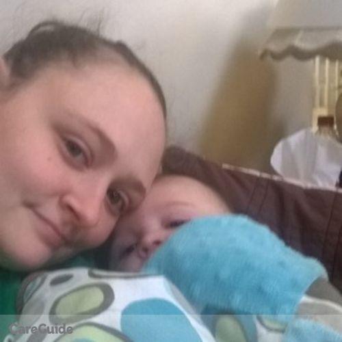 Child Care Job Amanda Burria's Profile Picture