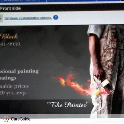 Painter Provider Cory B's Profile Picture