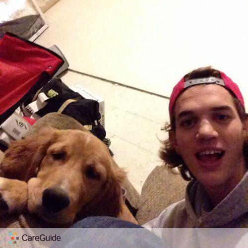 Pet Care Provider Brady Crist's Profile Picture