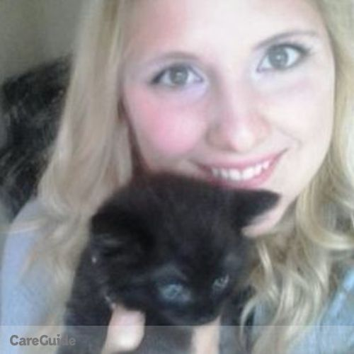 Canadian Nanny Provider Elise W's Profile Picture