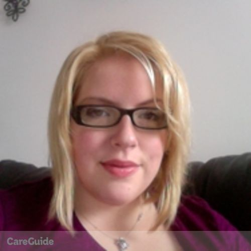 Canadian Nanny Provider Dacey Dinsmore's Profile Picture