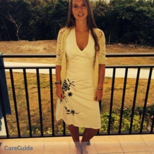 Canadian Nanny Provider Nicole J's Profile Picture